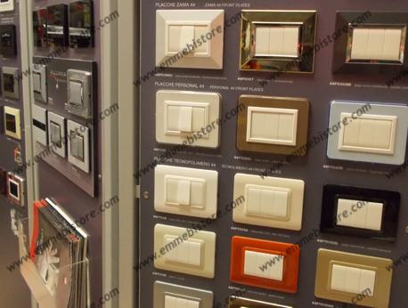 Materiale elettrico online catalogo e acquisto - Colori cavi elettrici casa ...